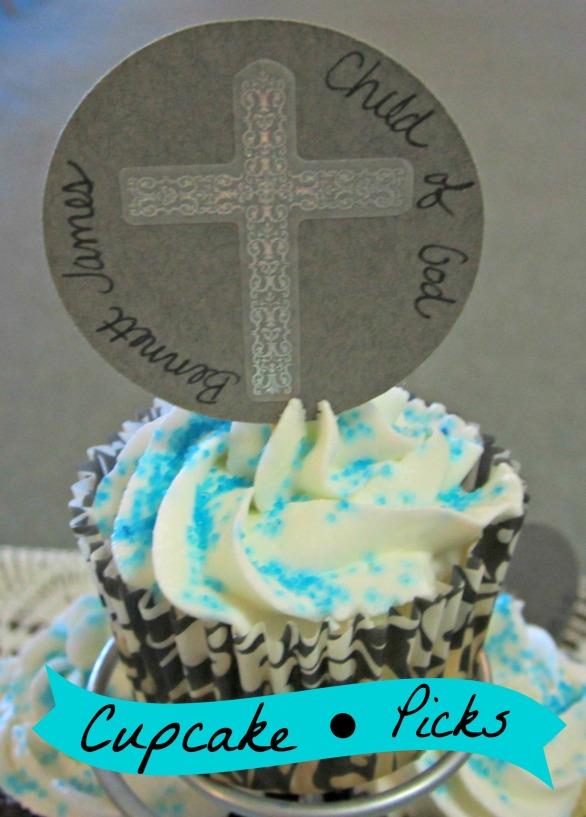close cupcake