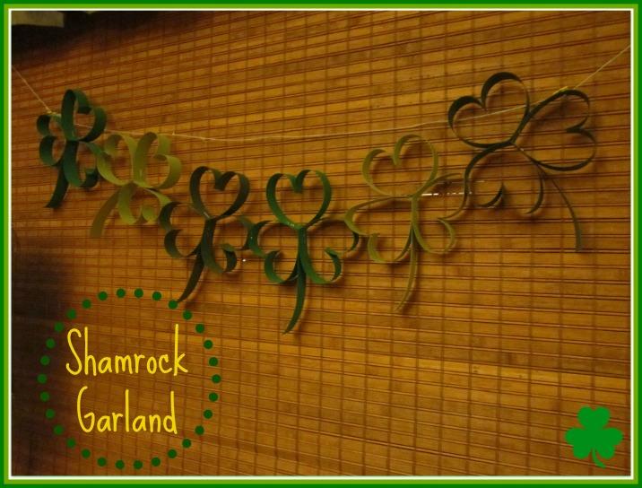 Shamrock Garland title