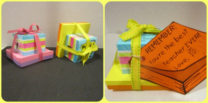 Sticky Note Stack