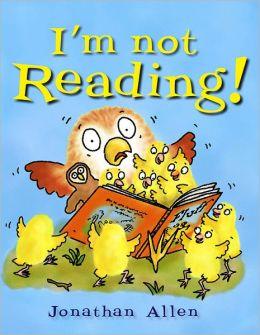 I'm Not Reading