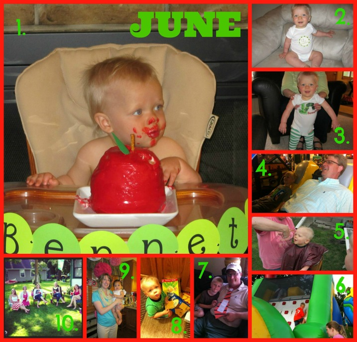 June Collage