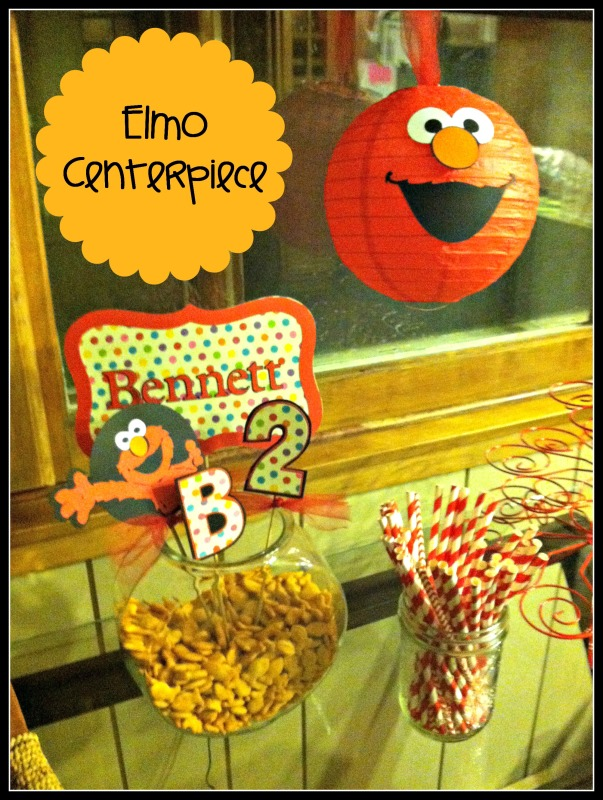 Elmo Birthday Centerpiece 015