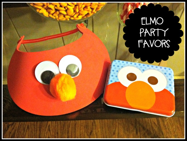 Elmo Birthday Party Favors 021