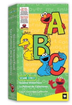 Sesame Street Font